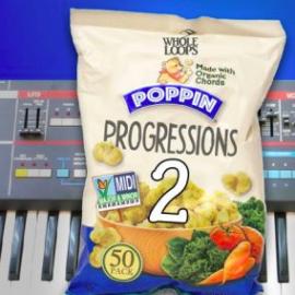 Whole Loops Poppin Progressions 2 WAV MIDI