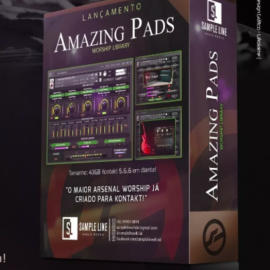 Sample Line Amazing Pads KONTAKT