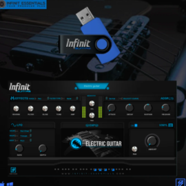 Infinit Essentials Infinit Guitars VST AU [WIN-MAC]