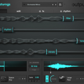 Output Analog Strings v1.0.1 + Expansions KONTAKT