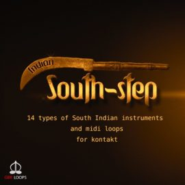 Indian South-Step KONTAKT