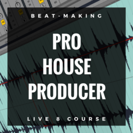 Pro Music Producers PMP Pro House Producer MP4 WAV ALP