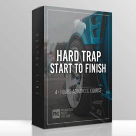PML FL Studio Hard Trap from Start to Finish Course