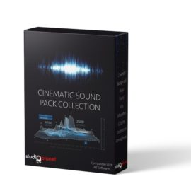 Studios planet Cinematic Sound Pack Collection