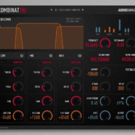 Audio Damage AD037 Kombinat Tri v3.0.4 [WIN-MAC]