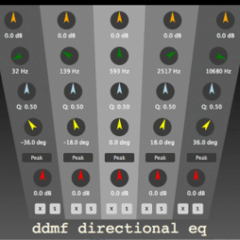DDMF DirectionalEQ v1.0.7 Incl Patched and Keygen-R2R