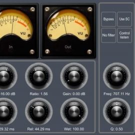 DDMF NYCompressor v2.2.6 Incl Patched and Keygen-R2R
