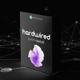EDM Templates Hardwired Synthwave Bundle