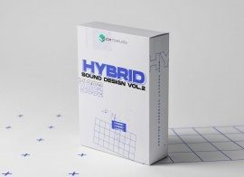 EDM Templates Hybrid Sound Design 2 WAV XFER RECORDS SERUM