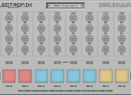 Electronik Sound Lab Drumart v1.1.0 [WiN64-OSX]
