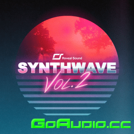 Reveal Sound Spire SYNTHWAVE VOL.2 FULL PACK