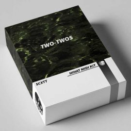SCXTT Two-Two's (HIHAT MIDI KIT)