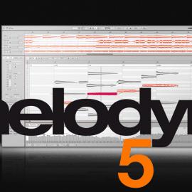 Celemony Melodyne 5 Studio v5.0.1.003 (Mac OS X)
