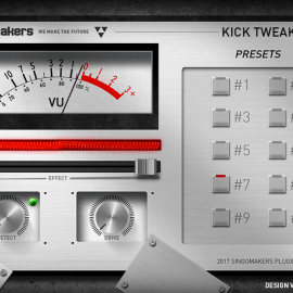 Singomakers Kick Tweak v1.3 (WIN-MAC)