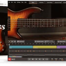 Toontrack EZbass v1.0.5 Update Incl Patched and Keygen-R2R