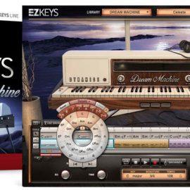 Toontrack EZkeys Dream Machine v1.0.0 Incl Keygen [WiN OSX]-R2R