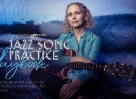 TrueFire Mimi Fox Jazz Song Practice Playbook TUTORiAL