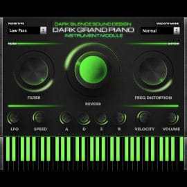 ADSR Dark Silence Dark Grand Piano 1.0.2 (WIN-MAC)