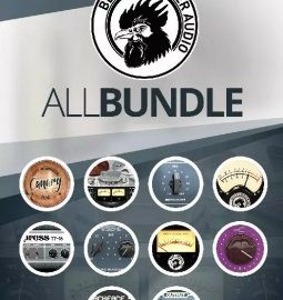 Black Rooster Audio The ALL Bundle v2.5.1 (WIN)🖥 💻