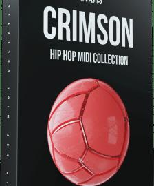 Cymatics CRIMSON Hip Hop MIDI Colletion