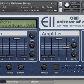 Emulator II OMI Universe of Sounds Vol 2 KONTAKT