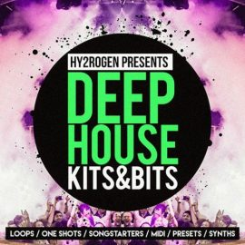 HY2ROGEN Deep House Kits and Bits MULTiFORMAT