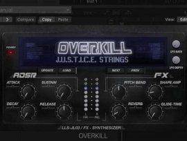 Luxury Sound Society Overkill v1.0 (WIN-MAC)