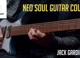 Musicisum Neo Soul Guitar with Jack Gardiner TUTORiAL