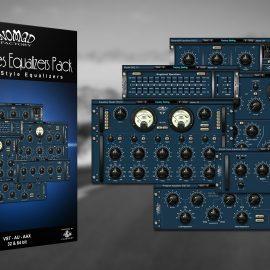 Nomad Factory Blue Tubes Equalizers Pack v5.13 (Mac OS X)