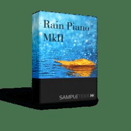 Sampletekk Rain Piano MkII KONTAKT