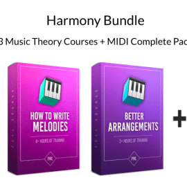 Production Music Live Harmony Bundle