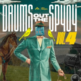 MSXII Sound – Drums Out The SP404 Vol.4 WAV