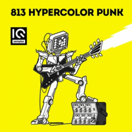 IQ Samples 813 Hypercolor Punk WAV