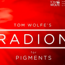 Tom Wolfe Radion for Arturia Pigments