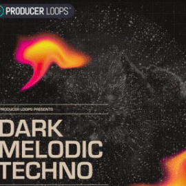 Producer Loops Dark Melodic Techno Vol 1 WAV