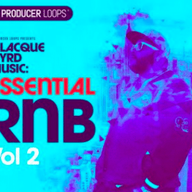 Producer Loops Blacque Byrd Music Essential RnB Vol 2 MULTiFORMAT