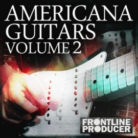 Frontline Producer Americana Guitar Licks And Riffs 2 WAV REX