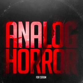 Tonepusher Analog Horror For XFER RECORDS SERUM