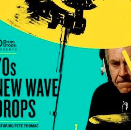 DrumDrops 70s New Wave Drops MULTiFORMAT