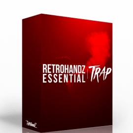 Retrohandz Essential Trap Vol 1 WAV