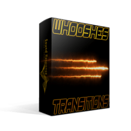 Sound Response Whooshes and Transitions WAV KONTAKT