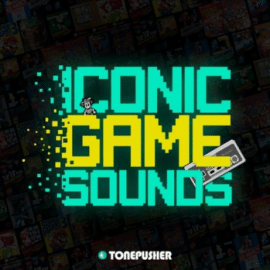 Tonepusher Iconic Game Sounds Volume 1 For XFER RECORDS SERUM