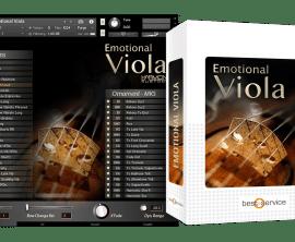Best Service Emotional Viola KONTAKT