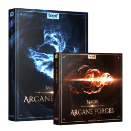 Boom Library MAGIC – ARCANE FORCES BUNDLE