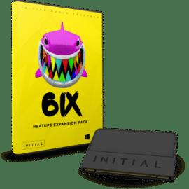Initial Audio 6IX – HEATUP3 EXPANSION [WIN-MAC]