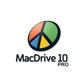 Mediafour MacDrive Pro v10.5.6.0 Free Download