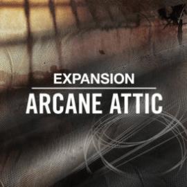 Native Instruments Arcane Attic v2.0.0 (WIN-MAC)