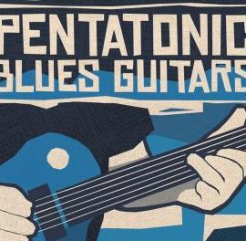 Frontline Producer Pentatonic Blues Guitars WAV REX