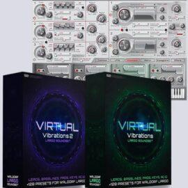 Sounds 2 Inspire Virtual Vibrations Bundle For WALDORF LARGO