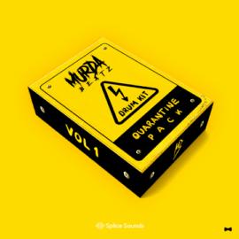 Splice Sounds Murda Beatz Quarantine Kit WAV MiDi (FULL)